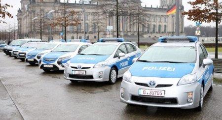 Berlin Policia Electricos
