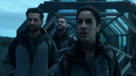 The Expanse Temporada 4 En Amazon