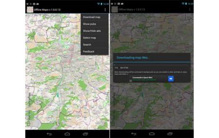 Mapas Offline Mapas Fuera Linea