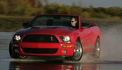 2007 Shelby Mustang GT500 Convertible