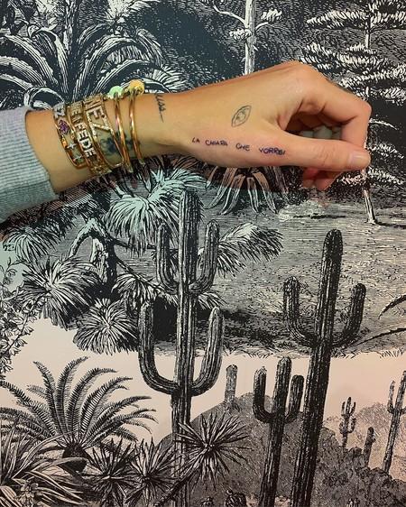 Chiara Ferragni Jon Boy Tattoo 2