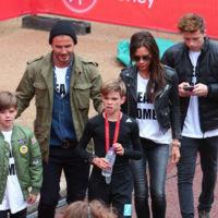La familia: del unido clan de los Beckham a la declaración de amor de Elsa por su Chris