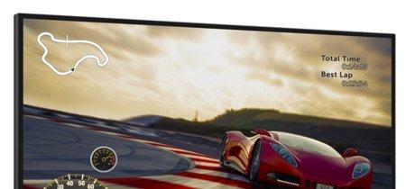 Dell nos muestra sus dos nuevos monitores: un para gamers y otro con panel curvo