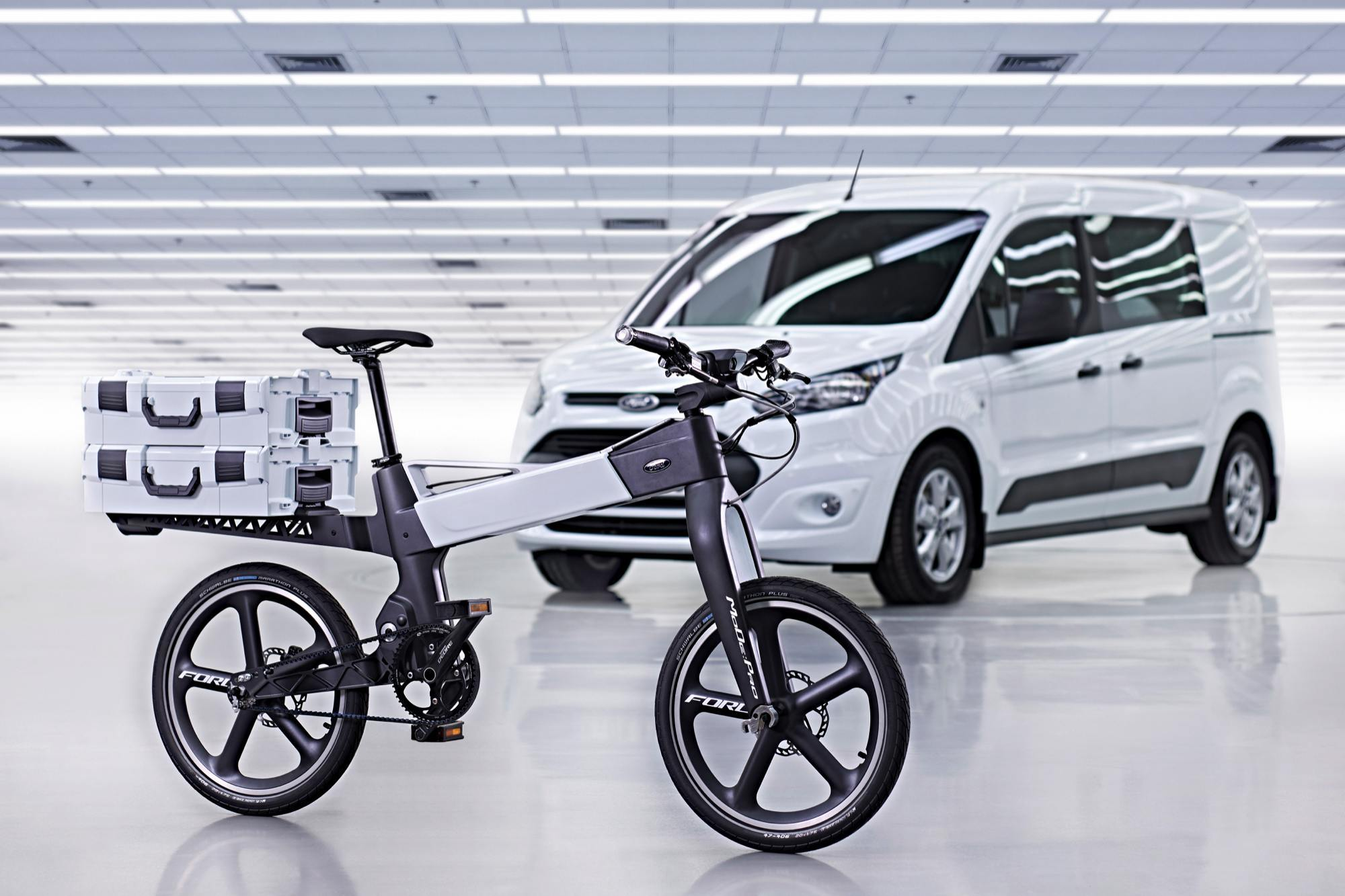 Foto de Ford Mode:Me y Mode:Pro, bicicletas eléctricas (7/16)