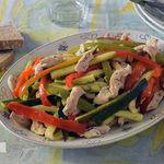 Menú semanal perfecto para quienes se apuntan al batch cooking para comer más sano
