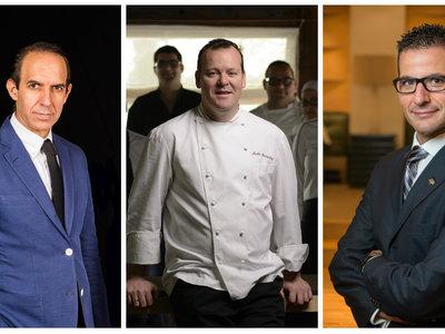 Abultada presencia española en los premios de la Academia Internacional de Gastronomía