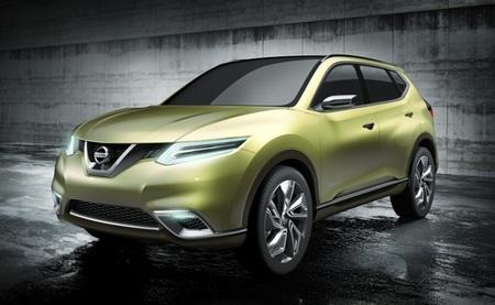 Nissan presentará en París un prototipo de todocamino eléctrico
