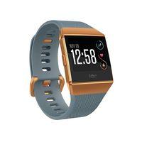 El Fitbit Ionic en color naranja y azul, en PcComponentes por 229 euros