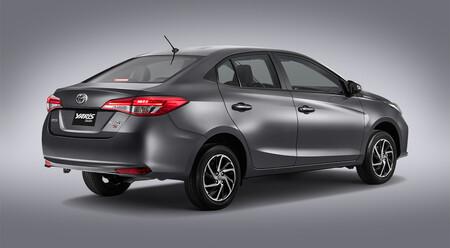 Toyota Yaris 2021 Precio Mexico 2