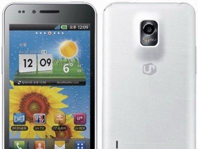LG Optimus Big LU6800 presentado oficialmente en Corea