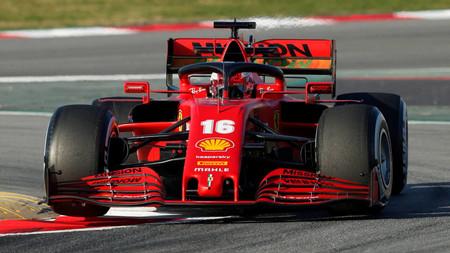 Leclerc Formula 1 2020