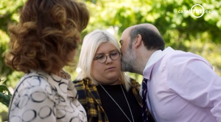 Esty Quesada interpretará a la hija de Javier Cámara en 'Vota Juan', la próxima serie de TNT