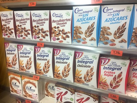 Los Cereales M 225 S Sanos De Mercadona