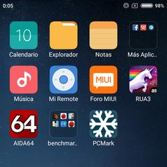 Foto 2 de 24 de la galería software-xiaomi-redmi-4x en Xataka Android