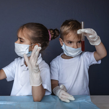 Tests de detección del coronavirus en niños y adultos: tipos, especificaciones y cuándo estarían indicados
