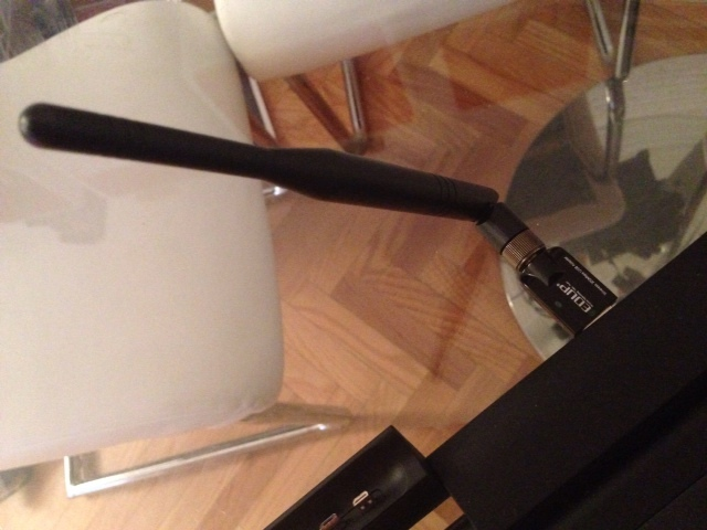 Adaptador Wi-Fi de Edup, totalmente compatible con la Raspberry Pi