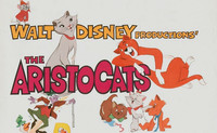 Disney: 'Los Aristogatos', de Wolfgang Reitherman