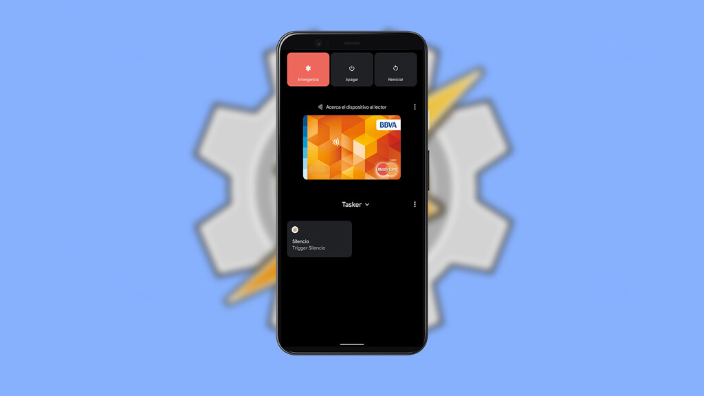 Cómo agregar accesos directos personalizados en el menú de apagado de Android™ once utilizando Tasker