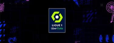 Lista de mejores jugadores de Ligue 1 Uber Eats en FIFA 22