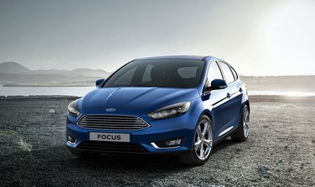 New Ford Focus 2014 5p 02