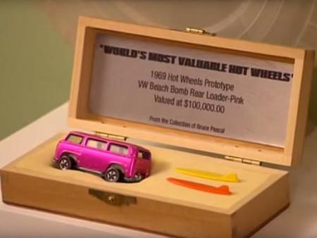 Créelo, este Hot Wheels cuesta más de un millón y medio de pesos
