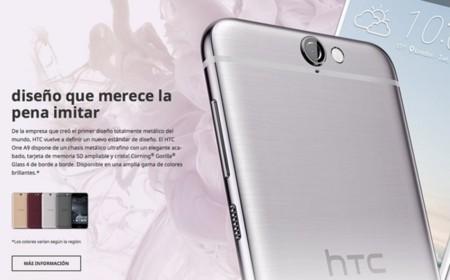 Pronto podría lanzarse una variante del HTC One A9 con Windows 10 Mobile