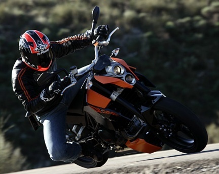 KTM Duke 690 en el mercado