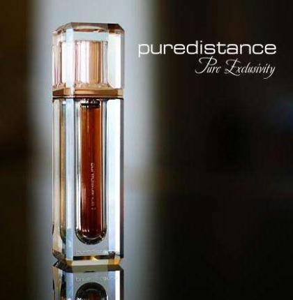Pure Distance, fragancia de edición limitada