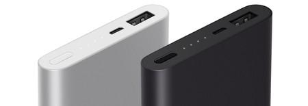 Batería portátil Xiaomi Power Bank 2, con 10.000mAh de capacidad, por sólo 11,56 euros y envío gratis