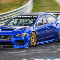 ¡A fuego! Mira cómo el Subaru WRX STi Type RA NBR Special se ha convertido en el sedán más rápido de Nürburgring