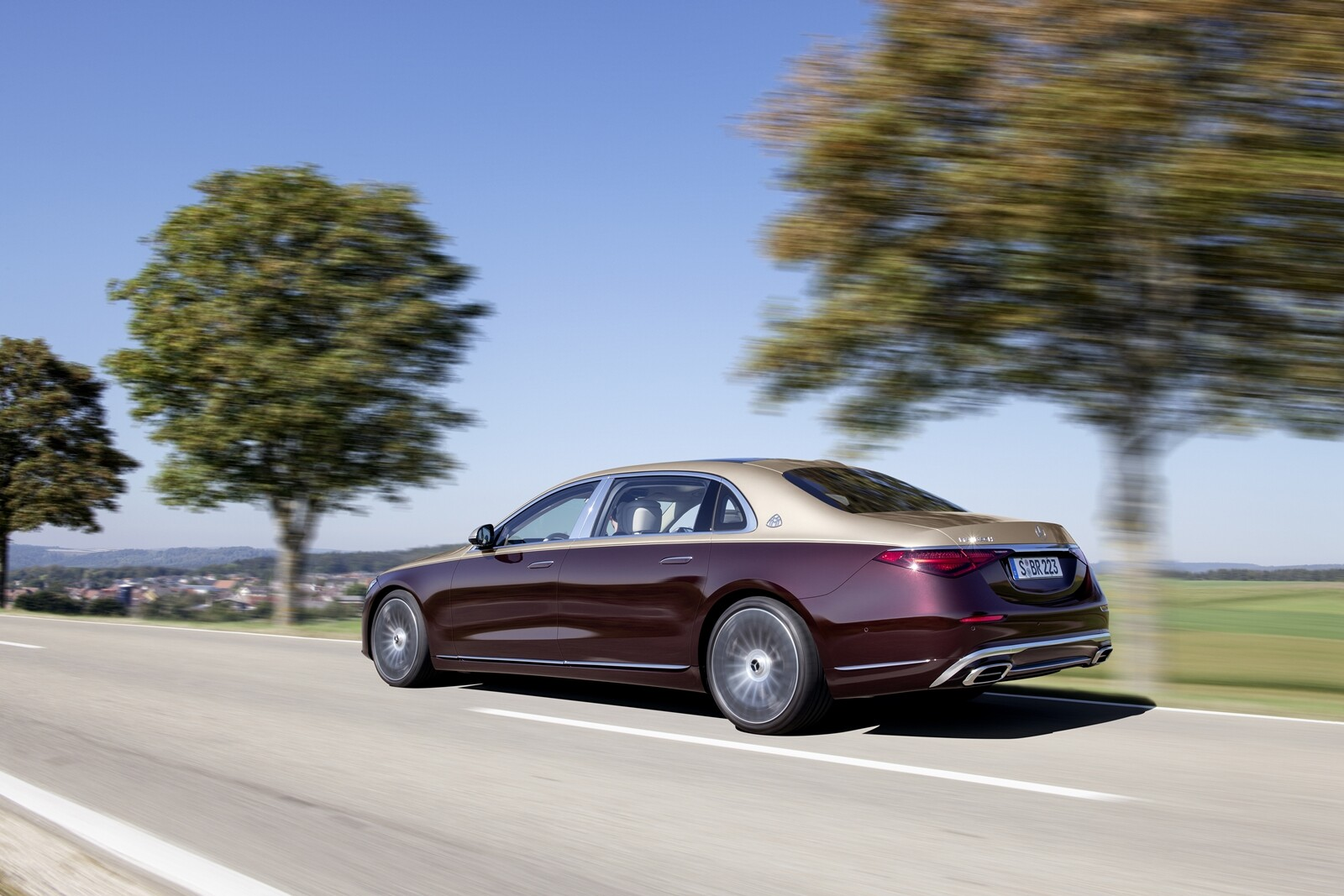Foto de Mercedes-Maybach Clase S 2021 (39/43)