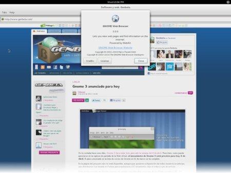 gnome-3-navegador