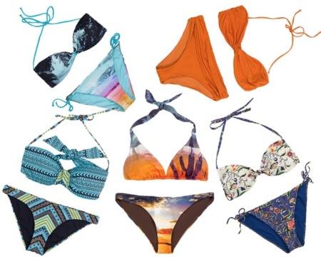 ¡Al agua patos con Zara y su colección de bikinis! ¿Por cuál te vas a decantar?