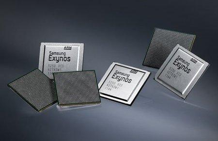 Samsung va a llegar con un procesador de cuatro núcleos