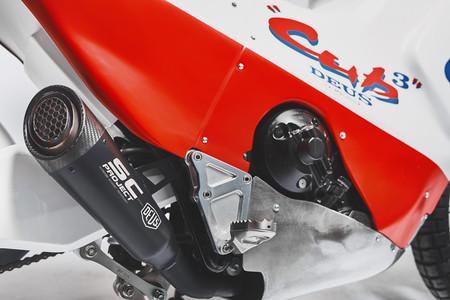 Honda Cub Deus Ex Machina 9