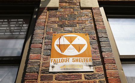 Nuclear Fallout Shelter