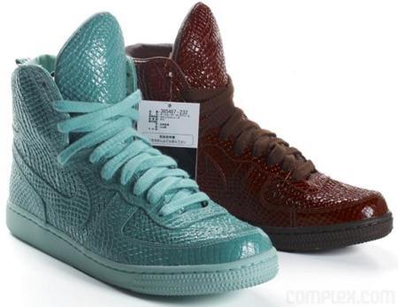 Zapatillas Nike Terminator Hi QK de Swagger