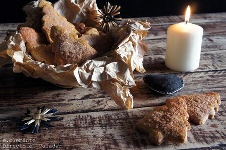 Receta de galletas de Adviento para endulzar la espera de Navidad