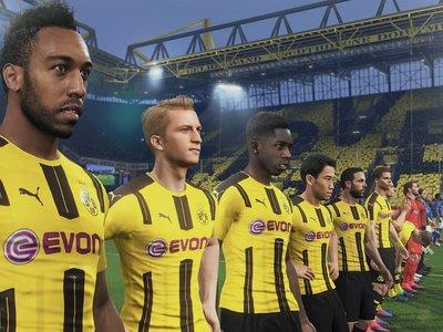 Ya está disponible la versión gratuita de Pro Evolution Soccer 2017 para Xbox One y PC