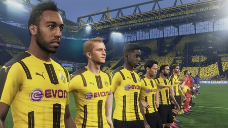 Ya está disponible la versión gratuita de Pro Evolution Soccer 2017 para Xbox One y PC