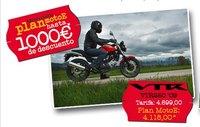 Las marcas de motos empiezan a adelantar la ayuda pública del plan moto-e