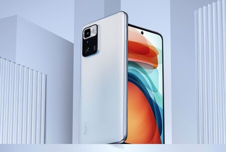 Xiaomi Redmi Note 10 Pro 5G: salto en conectividad y potencia extra para asaltar la gama media Android