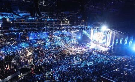League of Legends celebrará su próximo campeonato mundial en Europa