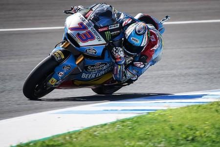 Alex Marquez Gp Espana Moto2 2018
