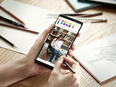 Samsung explica por qué la batería del Note 8 es más pequeña