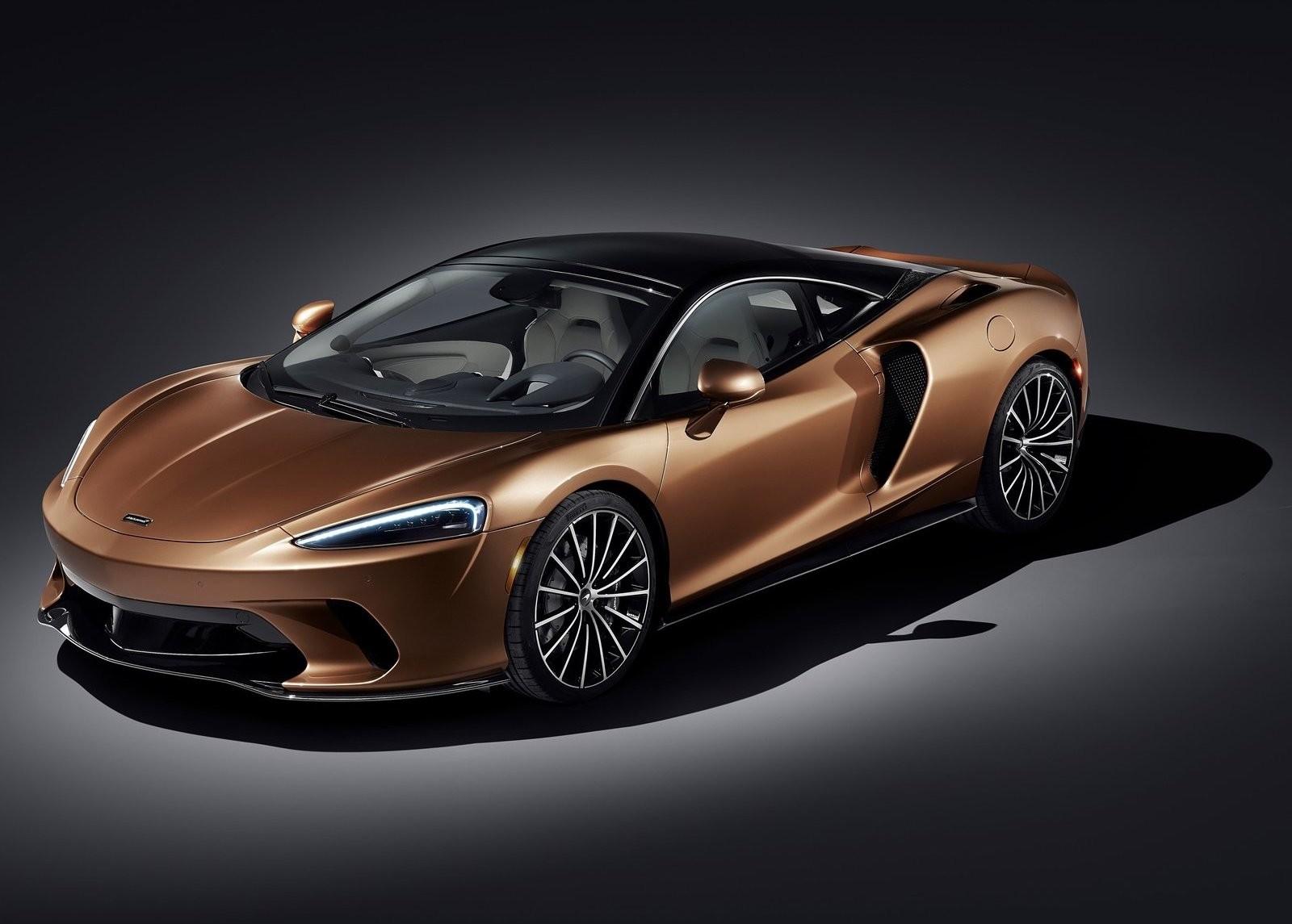 Foto de McLaren GT 2020 (2/24)