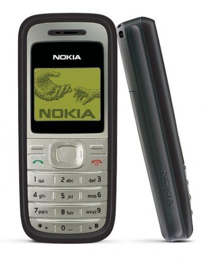 Nokia 1200 y 1208