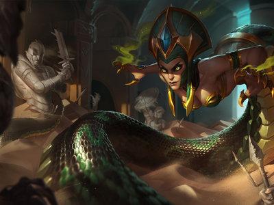 League of Legends: Riot prepara cambios importantes para el maná en el parche 8.9