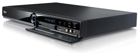 LG Scarlet RHT497H con TDT integrado y reescalado
