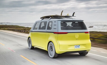 Volkswagen I D Buzz Concept 106 1